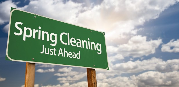 Top 3 Spring Cleaning Tips